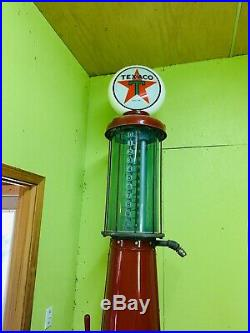 1920s Original Texaco Gas Pump