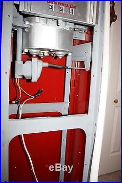 1937 Texaco Fire-Chief Gas Pump Restored Tokheim 36B