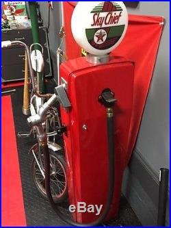 1960s texaco gasboy mod 290 gas pump texaco gas pump