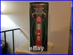 1996 Gearbox Collectible Limited Edition Wayne Gas Pump Replica Mechanical Coin