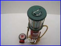 1997 GEARBOX Diecast Bank in the Style of a Wayne #615 Visible TEXACO Gas Pump