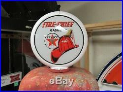Antique Wayne 80 Texaco Fire Chief Gas Pump JJ40