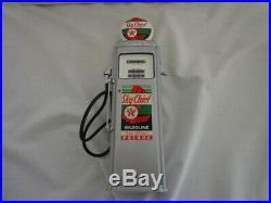 Danbury Mint Non Operating 1956 Texaco Sky Chief Gas Pump
