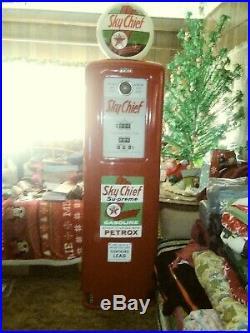 Erie Texaco Gas Pump