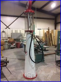 G&B Visible Gas Pump Texaco