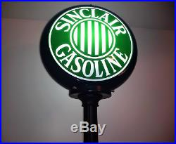 Gas Pump Globe Displays 92