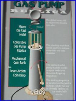 Gearbox Ltd Edition 12 Diecast 1920 Wayne Visible Texaco Ethyl Gas Pump Bank
