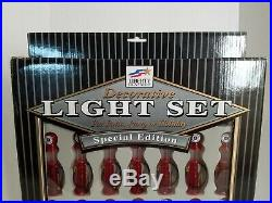 Liberty Classics MARATHON MILE-maker 1920's Style 20 pc. Gas Pump Light Set
