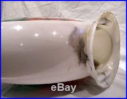 Old Original TEXACO 13.5 GAS PUMP GLOBE LENS CAPCOLITE BODY Gas Oil Sign Can