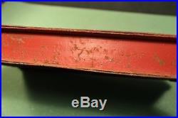 Rare Original Embossed Texaco Martin & Schwartz Visible Gas Pump Price Sign