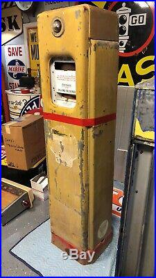 Rare Rapidayton 1420 Gas Pump, Shell, Flying A, Texaco, Sinclair, Standard Oil