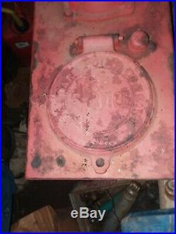 Standard Oil Lubester Gas Station Motor Oil Pump #2