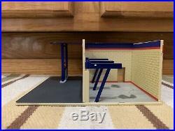 Standard Oil Service Station Decor Plastic Gas Pump Garage Bar Ford Display