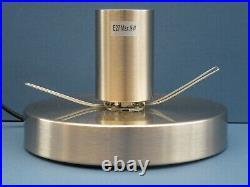 TEXACO XL Gas Pump Globe Desk Lamp, Retro Gas Pump Globe with Lamp Base Vintage
