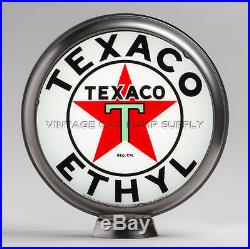 Texaco Ethyl 15 Gas Pump Globe (GL313)
