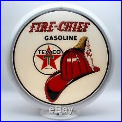 Texaco FIRE-CHIEF Gas Pump Globe
