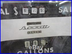 Texaco Gas Pump'50s Restored