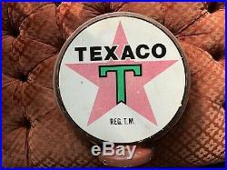 Texaco Gas Pump Fire Chief