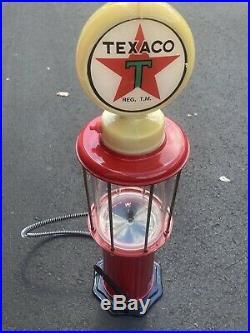 Texaco Gas Pump Jolly Good Replica