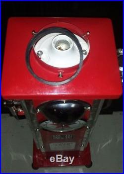 Texaco Mini Gas Pump Light/Clock
