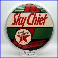 Texaco SkyChief Gas Pump Globe
