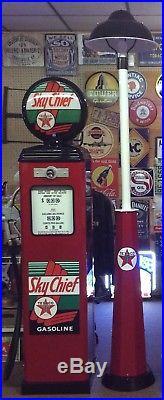 Texaco Sky Chief Replica Gas Pump