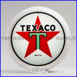 Texaco Star 13.5 Gas Pump Globe (G192)