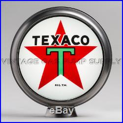 Texaco Star 15 Gas Pump Globe (GL311)