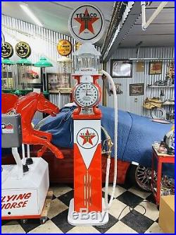 Texaco Wayne 800 Gas Pump