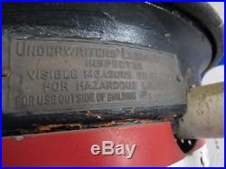Tokheim 520 Gravity Gas Pump with Texaco Globe