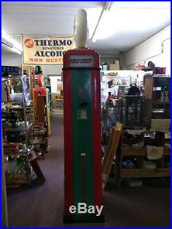 Tokheim (TEXACO) Gas Pump (SHIPPING AVAILABLE SEE BELOW)