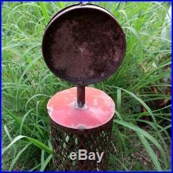 Vintage Decorative Tin Texaco Gas Pump 32