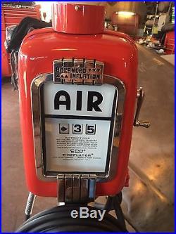 Vintage Eco Airmeter An Bennett 766 Gas Pump PAIR! Restored! CAN SHIP Texaco