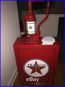 Gas Station For Sale >> Vintage Texaco Oil Lubester Gas Pump | Texaco Gas Pump