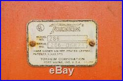 Vintage Tokheim 286 Gas Pump Farm Shop Texaco Gas Service Station