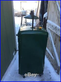 Vintage gasboy gas pump restored in Texaco